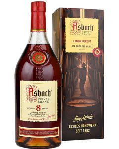 Asbach 8 Years Privatbrandy 70cl