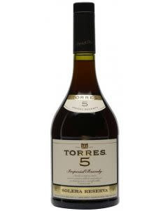 Torres 5 Years 70cl