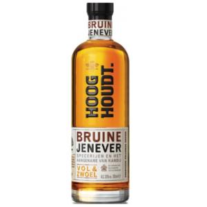 Hooghoudt Bruine Jenever 100cl