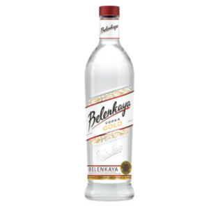 Belenkaya Gold Vodka 100cl