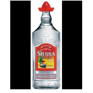 Tequila Sierra Silver 70cl