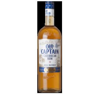 Old Captainrum Bruin 100cl