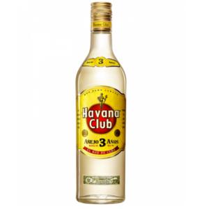 Havana Club 3 Jr 70cl