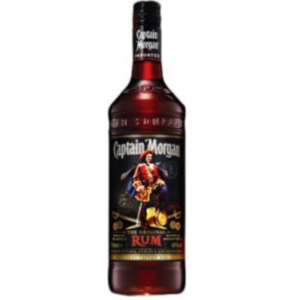 Captain Morgan Black 70cl