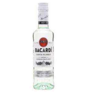 Bacardi Carta Blanca 35cl