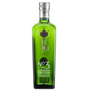 No. 3 London Gin 70cl