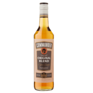 Commander Whisky Blend 70cl