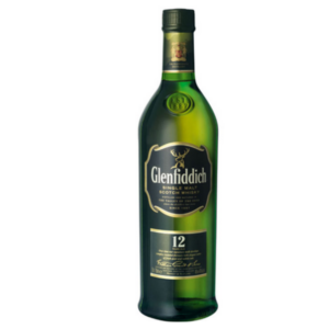 Glenfiddich 12years 70cl