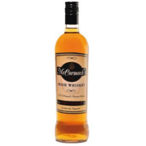 McCormack's Irish Whiskey 70cl