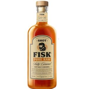 Fisk Pure Raw Salty Caramel 70cl