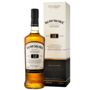 Bowmore 12Y S Malt 70cl