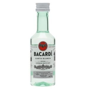 Bacardi 5cl