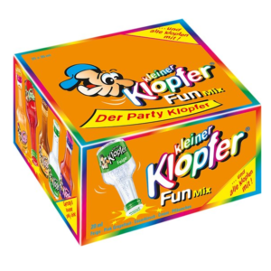Kleiner Klopfer Fun Mix 25x2cl