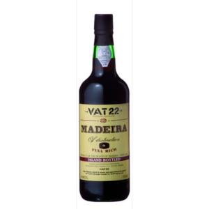 Madeira Vat22 75cl